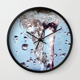 Water Gimmick Wall Clock