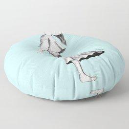 Daydreaming Floor Pillow