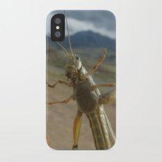 Gardner Grasshopper Slim Case iPhone X