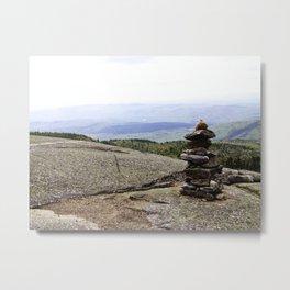 Mountain Carin 2 Metal Print