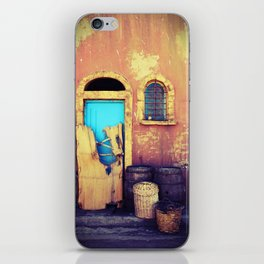Essaouira iPhone Skin