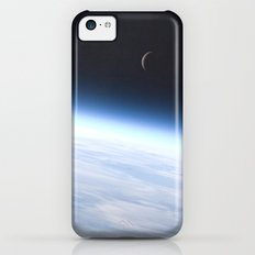 Crescent Moon iPhone 5c Slim Case