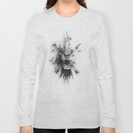 STONE LION Long Sleeve T-shirt