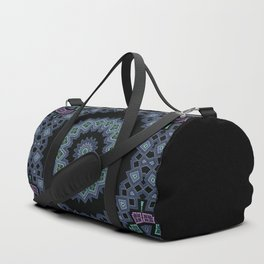Embroidered beads pattern 2 Duffle Bag