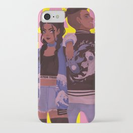 water tribe iPhone Case