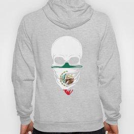 Mexico Skull T Shirt - Mexico Hoody