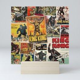 King Kong Mini Art Print