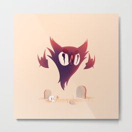 Haunter Metal Print