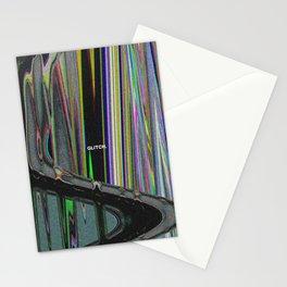 Glitch I Stationery Cards