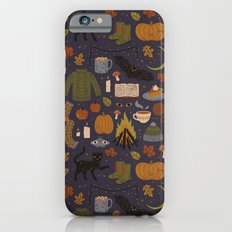Autumn Nights iPhone 6s Slim Case