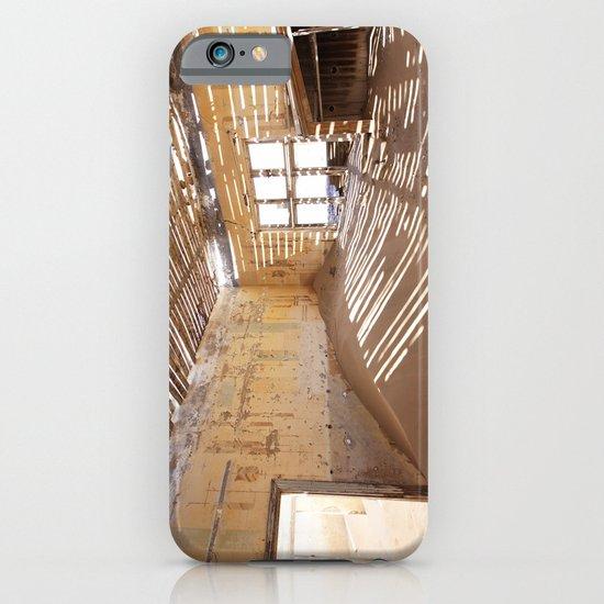 Kolmanskop Ghost Town iPhone & iPod Case