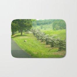 Gettysburg pa photography art Bath Mat