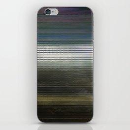 Glytch 03 iPhone Skin