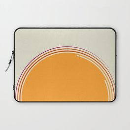 sole equatoriale Laptop Sleeve