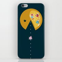 games iPhone & iPod Skins featuring Indoor Games by KingImagine