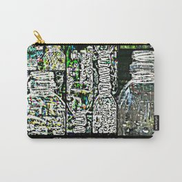 Plastics series 13 Carry-All Pouch