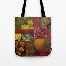 Flowers & Fruit Tote Bag