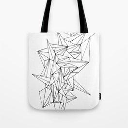 Geometric on the N Tote Bag