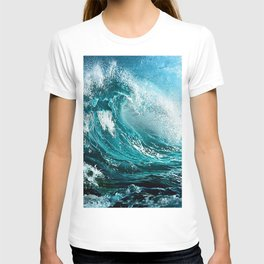 Super Waves XV T-shirt