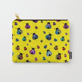 Ladybug Blast Off Carry-All Pouch