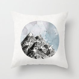How Many Roads Throw Pillow