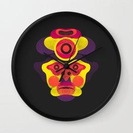 HAT FASHIONS Wall Clock