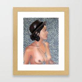 Roque Framed Art Print
