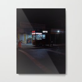Halal, Brooklyn  Metal Print