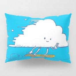 Cloud Skater Pillow Sham