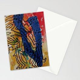 Wilder Borders: Slight Separation Stationery Cards