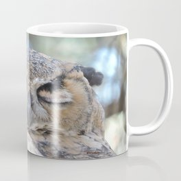 Owl Wink Coffee Mug