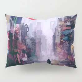Strange Mornings Pillow Sham