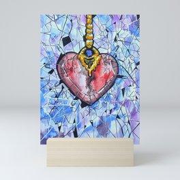 Symphony in Emotion Mini Art Print
