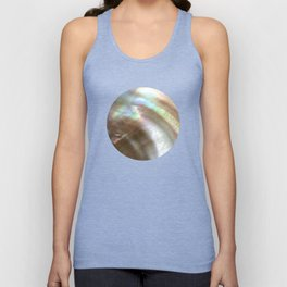 Mother of Pearl Unisex Tank Top