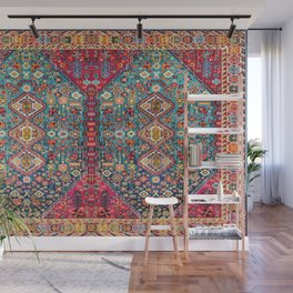 N131 - Heritage Oriental Vintage Traditional Moroccan Style Design Wall Mural
