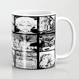 WHITE - A nne Frankenstein Book I - Resurrection Coffee Mug
