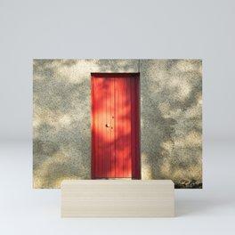 Door to The Highlands Mini Art Print
