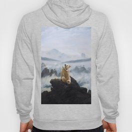 The Wanderer Above the Sea of Doge Hoody