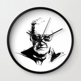 Stan Lee Wall Clock