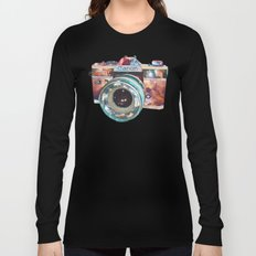 SPACE CAN0N Long Sleeve T-shirt