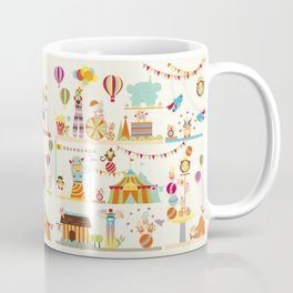 Circus of Munchy Monsters Coffee Mug
