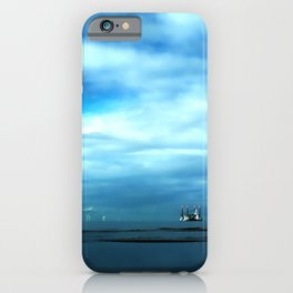 Off to Sea iPhone Case