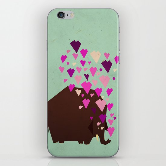 last mammoth iPhone & iPod Skin