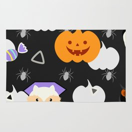 My cute Halloween Rug