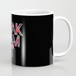 Creak Slam Sit Coffee Mug