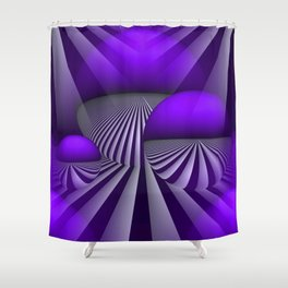 beautiful colors -hh- Shower Curtain
