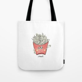 """""""french"""" fries Tote Bag"""