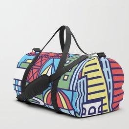 San Francisco, California Duffle Bag
