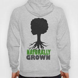 naturally grown Hoody