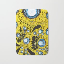 Indifinite Intersection of Emotion Bath Mat